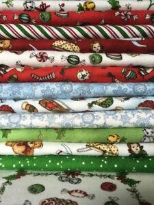 3.25 yards Sale HI DE HO Kim/'s Cause Maywood Studio Reproduction Fabric ~ Cotton Quilting Fabrics ~ 13 Fat Quarters Bundle