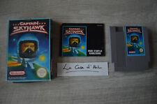 Captain Skyhawk sur Nintendo NES - complet version FRA
