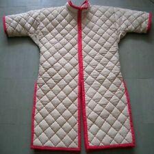 Medieval-Handmade-Europea n-Cotton-Gambeson-Half-Sle eve-Padding-Halloween-Gift