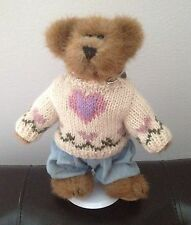 Boyds Bears Edmund 1997 Spring 8 Inches Boyds Bears & Friends Excellent Cond.!