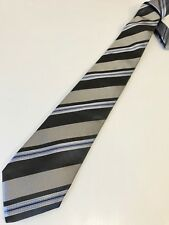 BOSS Hugo Boss cravatta tie original 100% seta silk Made in Italy new nuova