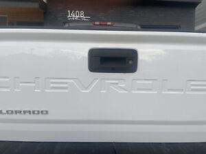 2021 Chevy Colorado Tailgate
