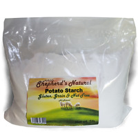 Potato Starch ,100% All Natural by Shepherd's Natural 5 lbs/80 oz