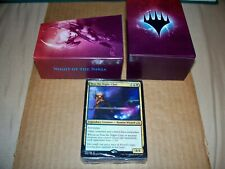 MTG Magic Night of the Ninja Planechase Anthology Sealed Deck w/ Box Blue/Black