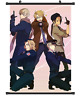 3848 Anime Axis Powers Hetalia wall Poster Scroll