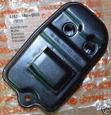 Genuine Stihl Exhaust Muffler FS87 FS90 FS100 FS130 4180 140 0603 Tracked Post