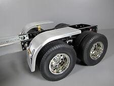 "Aluminum Half Wheel Fenders Set ""Toy"" Tamiya R/C 1/14 King Knight Grand Hauler"