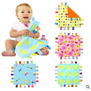 Anti-Crying Quilt Mat Soothing Towel Fashion Boys Newborn Tools Soft Blanket 6T