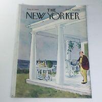 The New Yorker: Aug 31 1968 James Stevenson Cover Full Magazine