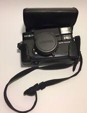 Vintage Minolta Hi-Matic AF2 Minolta Lens 38mm 1:2.8 Camera