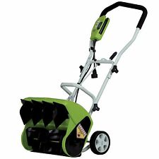 GreenWorks 26022 Corded Electric 10Amp16 Inch Snow Thrower