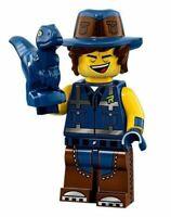 Genuine LEGO The Lego Movie 2 Series 71023 Vest Friend Rex Minifigure No. 14