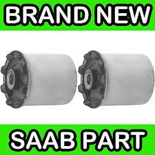 Saab 9-3 (98-03) Rear Axle Bush / Bushing (Pair Left & Right)