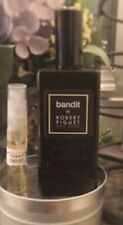 Robert Piguet BANDIT Perfume EDT 10mL SAMPLE Decant Spray Reusable Atomizer
