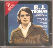 B.J. THOMAS - The Hits...And Much More - BRAND NEW - CD