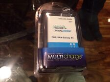 NEW DIGITAL ENERGY MULTI CHARGE BATTERY CHARGING DOCK SAMSUNG GALAXY S3