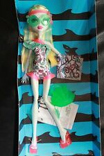 New No Box Lagoona Blue Monster High Swim Class Doll  Basic Doll Summer Swimsuit