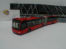 """Rietze 68830-mercedes Citaro G año de fabricación 2011 """"DB rheinlandbus"""" rojo 1:87 nuevo"""