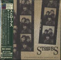 STRAWBS-STRAWBERRY MUSIC SAMPLER NO.1-JAPAN MINI LP CD Fi56