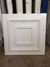 Second Hand Half Door Panel,WHITE, 600mm Wide By 600mm Height, 28mm Thick,(P352)