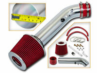Short Ram Air Intake Kit + RED Filter for 99-00 Honda Civic HX EX Si 1.6 L4