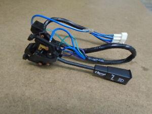 Triumph STAG **INDICATOR STALK / SWITCH** Steering column mounted MK2 RHD 219154