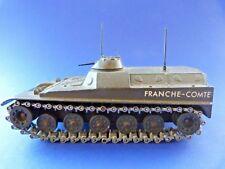Char Solido FRANCHE-COMTE AMX 13 T VCI avec antennes - Référence 227 - 4 / 1971
