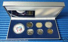 2008 RSAF Black Knights 999 Fine Silver Brilliant Medallion & Coin Set (5¢ - $5)