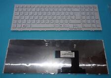 Teclado sony vaio pcg-71c11m vpcel 31e vpc-el2s1e catálogo privado virtual-el alemán Keyboard