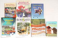 Deko-Ideen für draussen/Freude an Haus und Garten/Pflastern/Zimmerpflanzen...