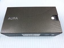 Original Motorola AURA R1 Platinum Silver! Gebraucht! Ohne Simlock! Nr.0535/2000