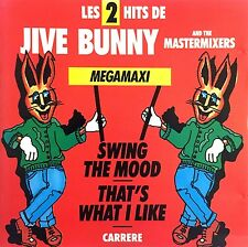 Jive Bunny And The Mastermixers ‎CD Swing The Mood / That's What I Like -