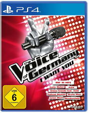 The Voice Of Germany: I Want You (Sony PlayStation 4, 2016)