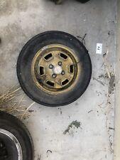 Gomme Completa Fiat 124 Abarth 165 70 R13 Auto Golf