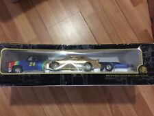 Jeff Gordon Championship Trackside Collection Limited Edition of 5000