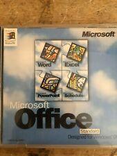 Microsoft Office Standard Designed for Windows 95