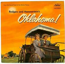 "Rodgers & Hammerstein - Oklahoma! - 7"" Record Single"