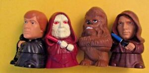 Palpatine Burger King kaleidoscope Star Wars Anakin Chewbacca Luke Skywalker