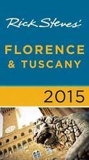 Rick Steves Florence & Tuscany 2015-ExLibrary