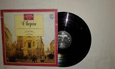 Chopin-Arrau-Concerto Per Pianoforte E Organo–Disco 33 Giri LP ITALIA 1986