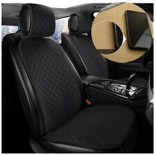 2* Front Row Seat Plush Non-slip Protector Cover Car Truck Interior Accessories