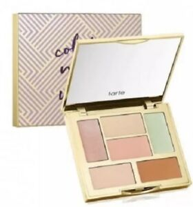 TARTE COLOR YOUR WORLD COLOR CORRECTING PALETTE 6CREAMY SHADES~100%Authentic~NIB