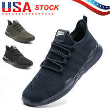 Men's Athletic Running Shoes Casual Outdoor Sports Tennis Sneakers Walking Size9