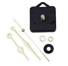 Silent Gold Hands DIY Quartz Clock Movement Mechanism Repair Tool Parts Kit Set~