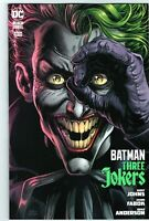 Batman Three Jokers #3 (DC 2020) with playing card