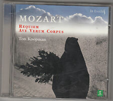 TON KOOPMAN - mozart requiem CD