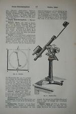 Drechsler - Lexikon der Astronomie - 1881 - 180 Blderl