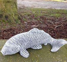 Stone Figure Large Koi Frost Resistant Garden Decoration Casting Fish Big
