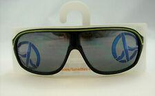 Gymboree Boy Sunglasses Swim Shop Peace Sign Mirrored Black 2 3 4 5 6 7 8 Summer