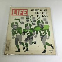 VTG Life Magazine: August 27 1971 - Game Plan $'s for Burns, Nixon and Connally